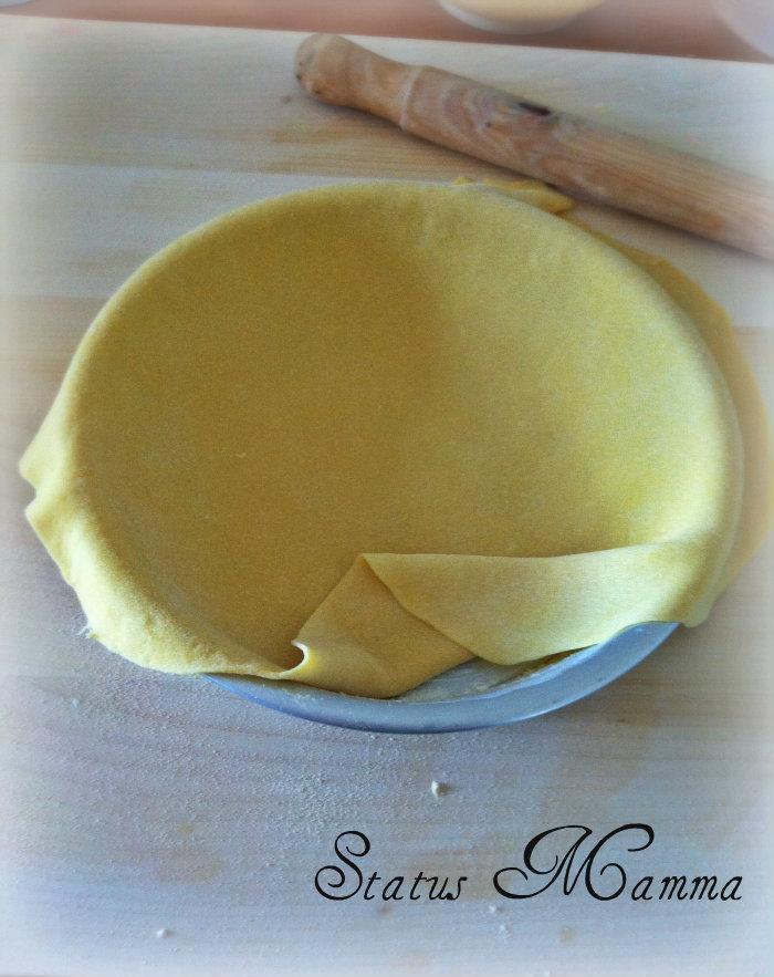 Pasta sfoglia ricetta tutorial uova cucinare foto blog giallozafferano statusmamma foto