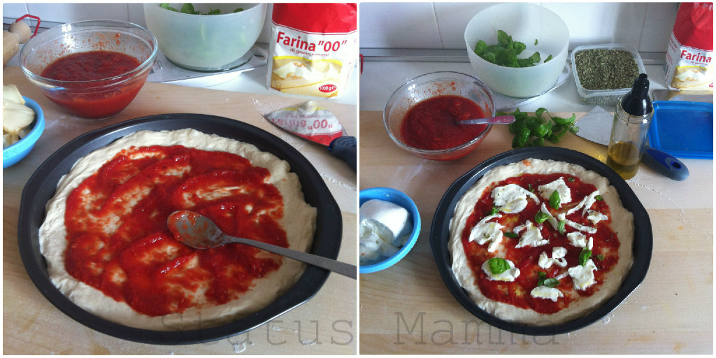 impasto base per la pizza napoletana home made | status mamma - Cucinare Pizza