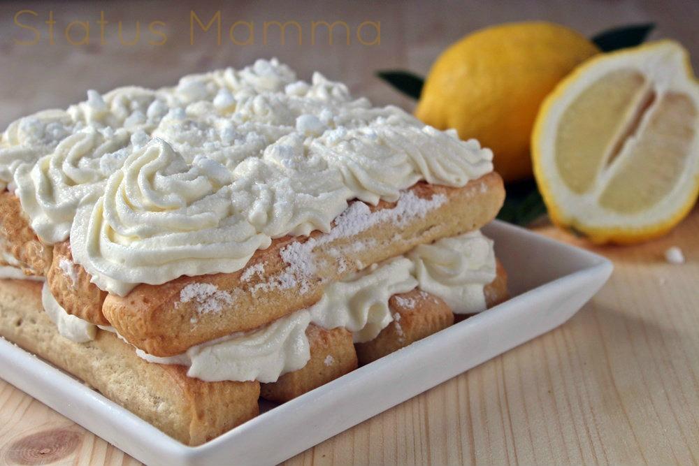 Tiramisu alla crema di lemon curd meringato cream ricetta dolce al cucchiaio statumamma blog Giallozafferano BlogGz foodblogger food cucinare foto ricette tutorial
