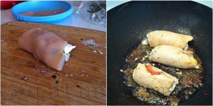 Involtini saporiti di tacchino alla salvia ricetta secondo di carne antipasto ricetta semplice veloce Statusmamma blogGz Giallozafferano foto tutorial cucinare