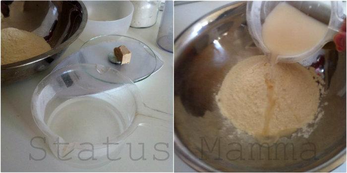 Ricetta base pasta di pane con lievito di birra ricetta lievitato base blogGz Giallozafferano foto tutorial ricette cucinare