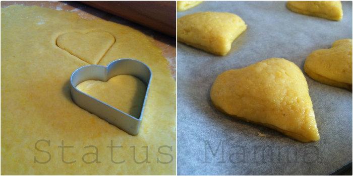 Biscotti di cucpido dolci dolcetti ricetta dolce Statusmamma blog tutorial cucinare ricetta tutorial blogGz Giallozafferano