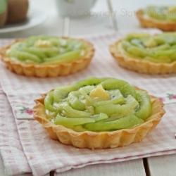 Pastine crostata crostatine piccole piccola ricetta cucinare dolce con frutta foto blog tuorial Statusmamma bambini blogGz Giallozafferano con crema pasticcera