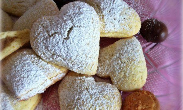 Biscotti di Cupido ricetta per San Valentino dolce