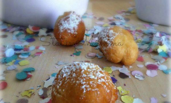 Castagnole ricetta dolce carnevale