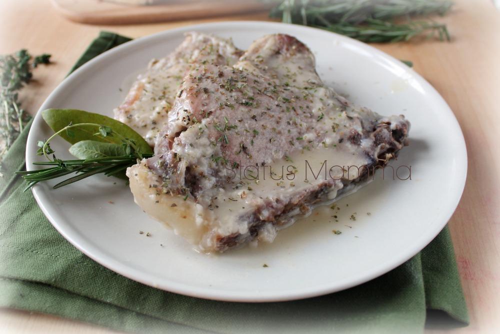 Braciole di maiale costolette ricetta secondo di carne Statusmamma BlogGz Giallozaggerano foto tutorial semplice veloce economico