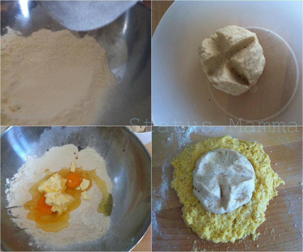 Impasto base per pasta brioche dolce e salato ricetta cucinare dolce Statusmamma BlogGz Giallozafferano Blog dolce passo passo foto