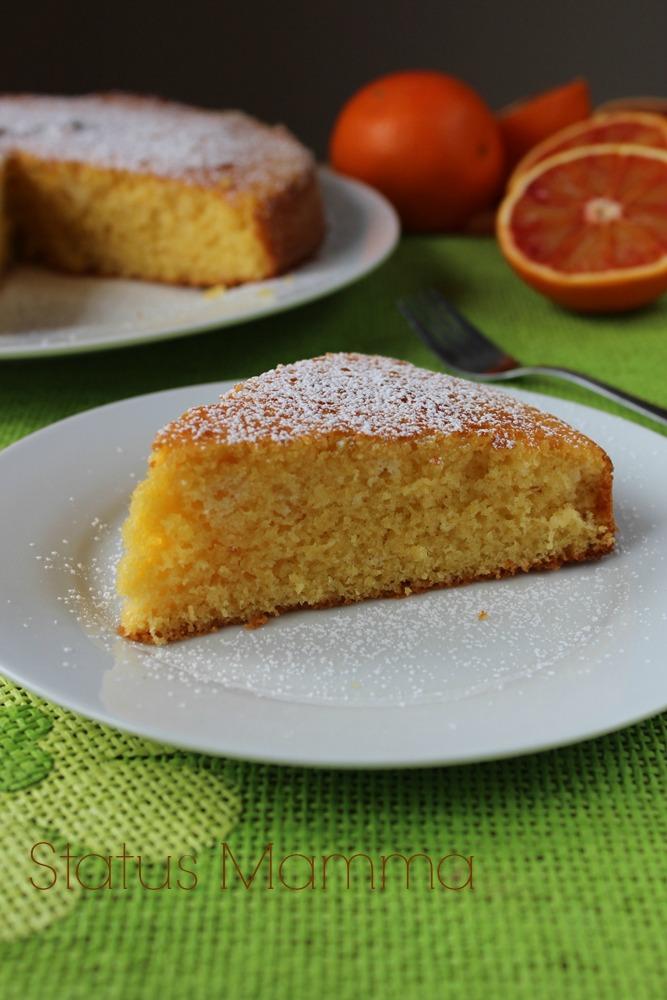 torta all'arancia ricetta dolce veloce facile statusmamma blogGz Giallozafferano foto blog tutorial cucinare ricetta blog