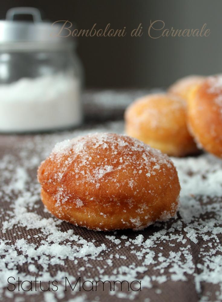 Bomboloni ricetta dolci di Carnevale lievitato Statusmamma Giallozafferano blogGz foto blogger cucinare ricetta