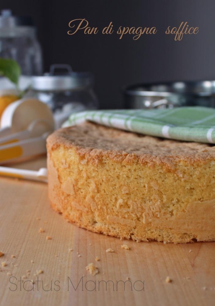 Pan di spagna ricetta soffice dolce cucinare lievitato senza lievito Giallozafferano foto blog blogGz Tutorial