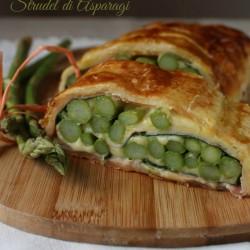 Strudel di Asparagi Statusmamma Giallozafferano foto secondo verdura antipasto ricetta cucinare foto blog tutorial