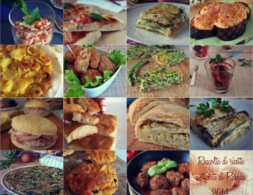 Raccolta di ricette antipasti di Pasqua 2014