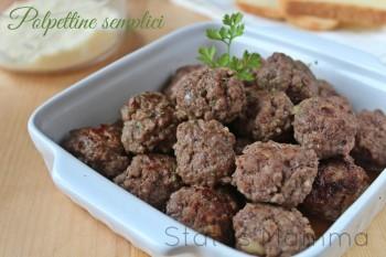Polpette semplici ricetta salata passo passo Statusmamma Giallozafferano foto blog Tutorial semplice veloce ricetta cucinare polpettone Hamburgher