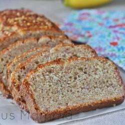 Plumcake plum cake banana bread ricetta dolce torta colazione merenda bambini Statusmamma Giallozafferano blogGz blogger blog