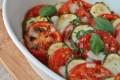 Terrina di verdure aromatica al basilico