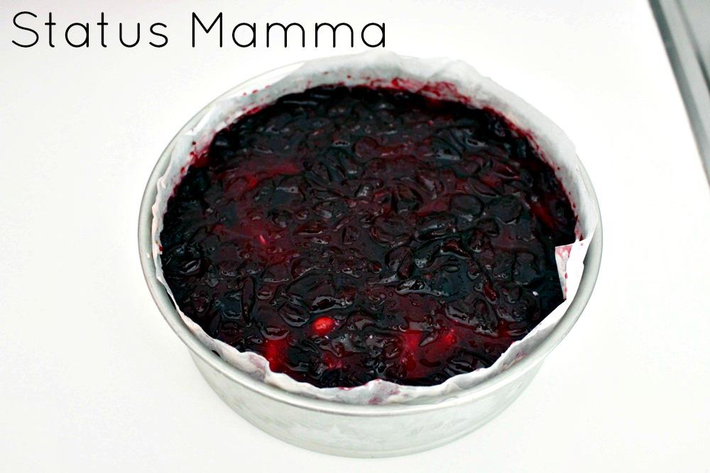 cheeescecake di ciliegie ricotta formaggio fresco yogurt senza colla di pesce miele delicata mousse dolce al cucchiaio Statusmamma blogGz Giallozafferano foto blog tutorial