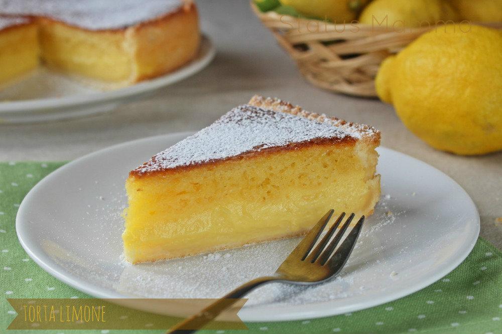 Ricetta dolci con limoni