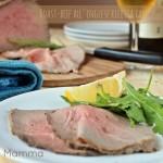 Roast beef all'inglese ricetta facile