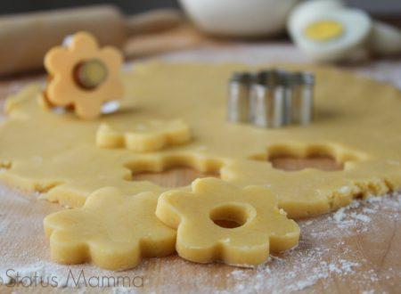 Pasta frolla ovis mollis ricetta base