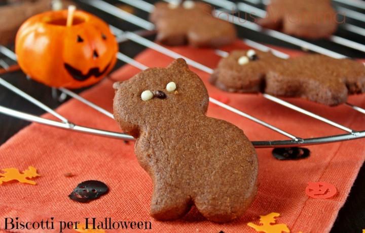 Biscotti per Halloween