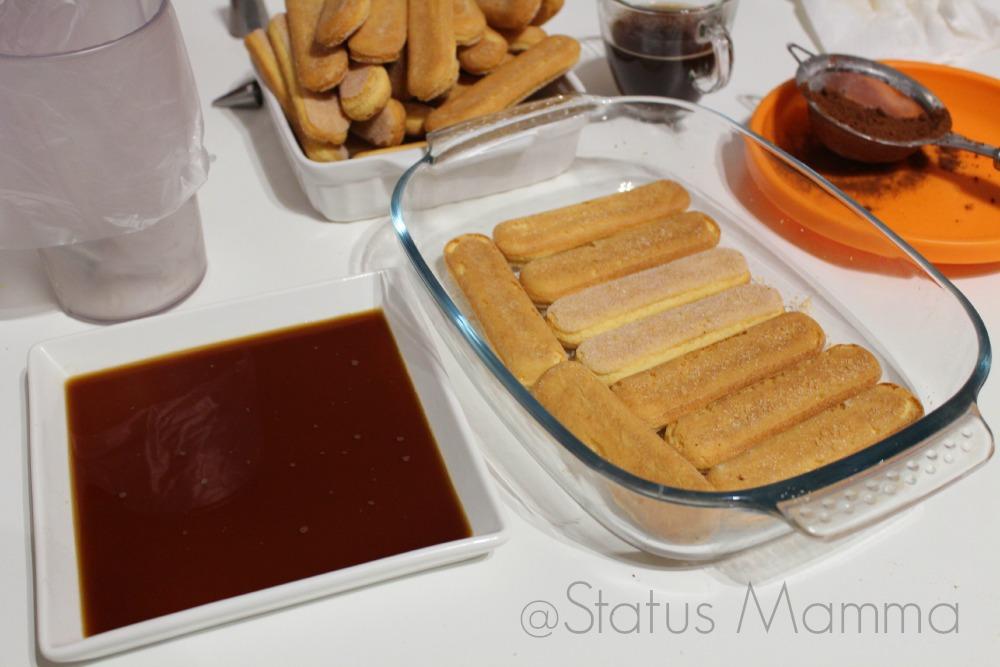Dolce al tiramisu ricetta dolce classico facile economico veloce Statusmamma Giallozafferano foto tutorial passo passo blogGz