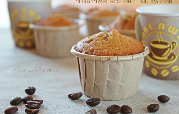 Tortine soffici al caffè