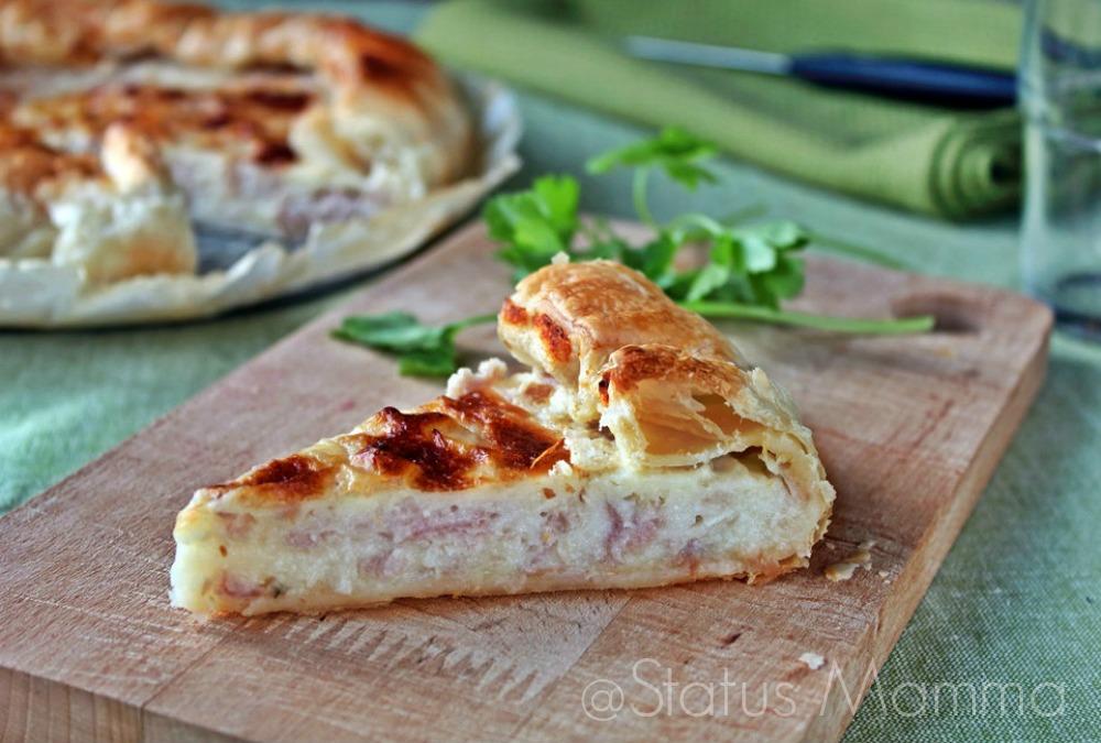 Ricette torte salate semplici e veloci ricette popolari for Ricette torte semplici