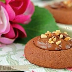 Ovis mollis dolci alla nutella nutellosi Giallozafferano ricetta frolla cacao cucinare facile veloce Statusmamma foodporn economico facile ricetta per bambini