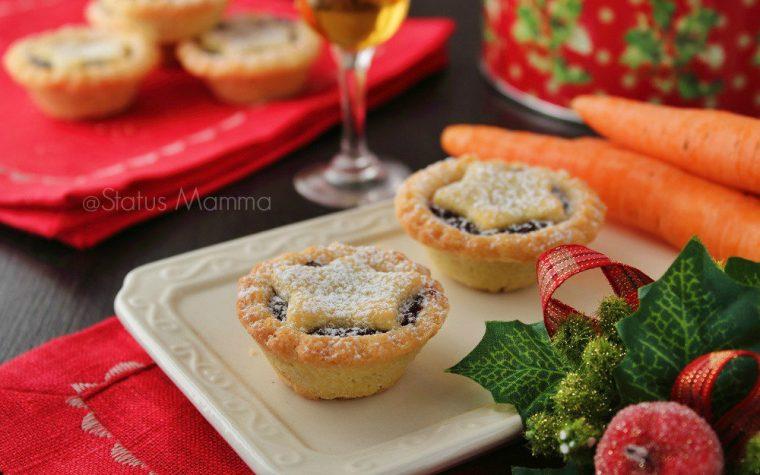 Mince pie tortine natalizie anglosassoni