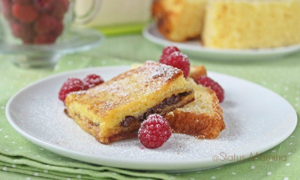 French toast ricetta dolce