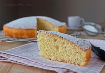 torta soffice semplice ricotta senza burro ricetta dolce colazione Statusmamma blogGz Giallozafferano foto tutorial passo passo veloce semplice economica