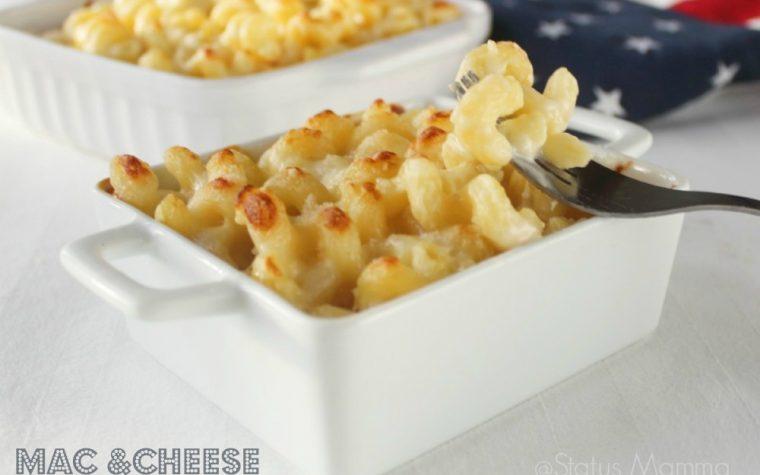 Mac & cheese ovvero Maccheroni al formaggio