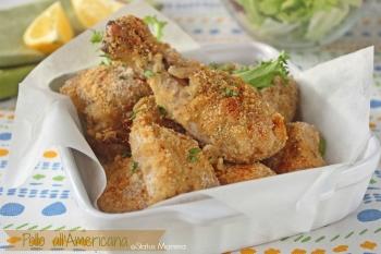 Ricetta pollo all'americana secondo street-food Statusmamma semplice economico giallozafferano foto blog