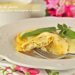 Tortelli di patate e branzino ricetta primo facile semplice economico veloce Statusmamma pesce BlogGz Giallozafferano