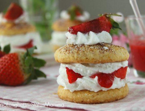 Shortcake alle fragole golose