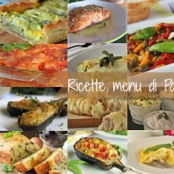 Ricette menu di Pasqua 2015 Statusmamma cucinare blog tutorial Giallozafferano primi secondo contorno