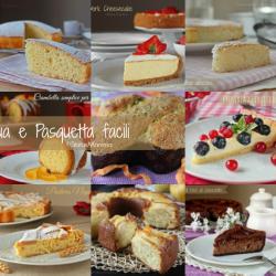Raccolta ricette dolci Pasqua easter Pasquetta regionali tradizionali freschi estivi pic nic Giallozafferano blog foto tutorial
