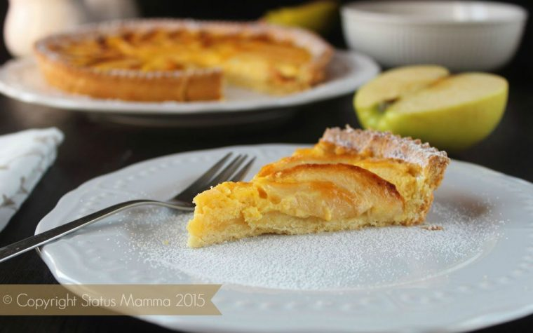 Torta di mele ricotta ricetta napoletana