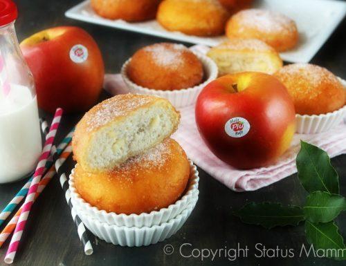 Bomboloni alle mele