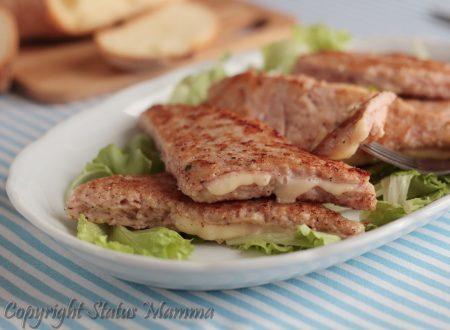 Sandwich di carne gustosi