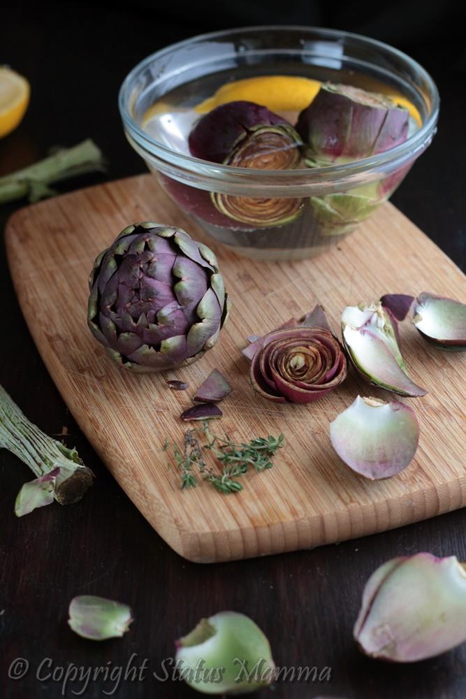 Tagliatelle con crema di carciofi e tonno ricetta primo piatto cremoso facile e gustoso food photograpy recipes