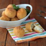 Crocchette di patate al formaggio fingerfood antipasto sfizioso