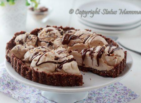 Crostata gelato ricetta senza cottura