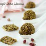 Tartufi cioccolatini al pistacchio facili e veloci senza cottura