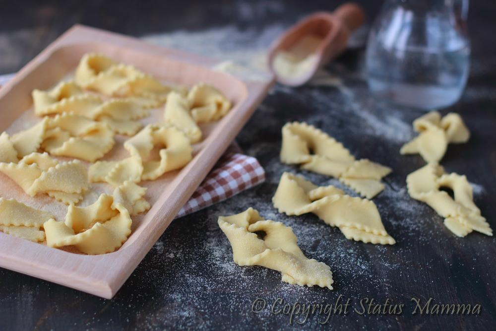 Ricetta pasta fresca di semola di grano duro