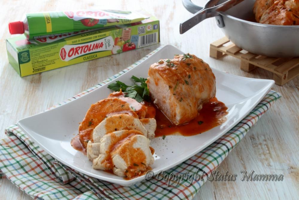 Degustibox di ottobre arrosticini arrosto di carne bianca secondo con concentrato di pomodoro facile veloce gustoso grandi e piccini Statusmamma giallozafferano