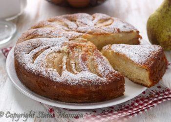 RICETTE CON LA FRUTTA cosa cucinare a marzo Torta pere e mascarpone ricetta soffice