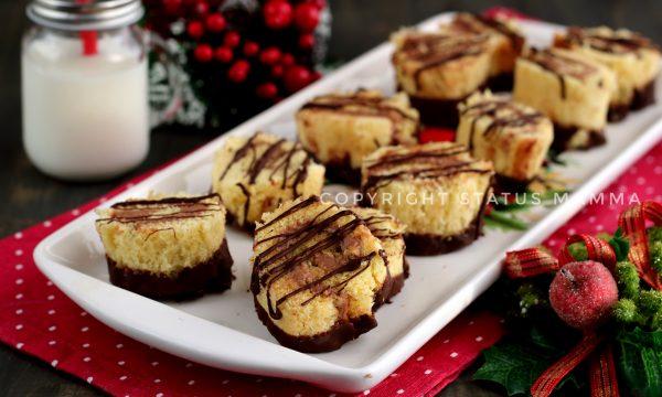 Girelle di pandoro ricetta golosa senza cottura
