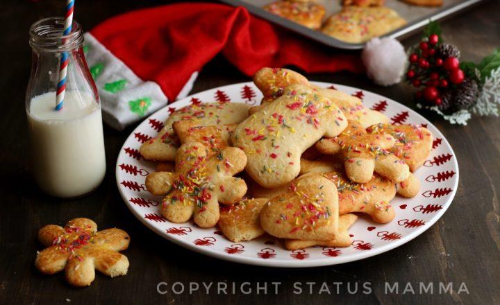 Ricetta biscotti Befanotti o Befanini Lucchesi