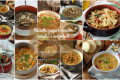 Raccolta zuppe e minestre semplici e confortanti